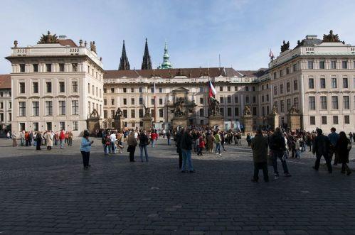 Prag sa posetom Beču