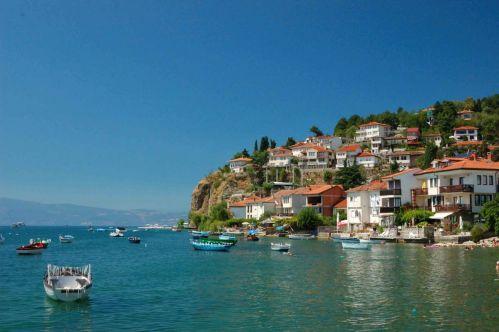 Ohrid u osvit prvog maja