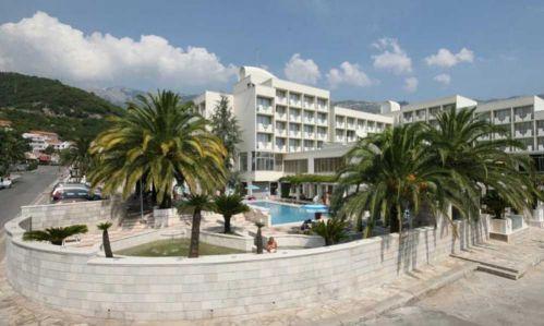 Hotel Mediteran Bečići