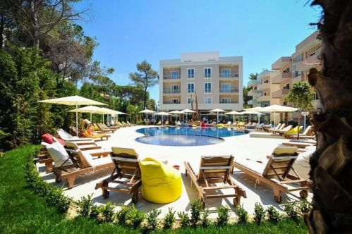 Hotel Sanday Beach Resort Durres